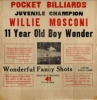 Willie Mosconi: Boy Wonder